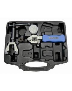 "Sykes Pickavant Flaremaster2 Handheld Brake Flare Tool 3/16""/4.75 & 6mm 02725600"