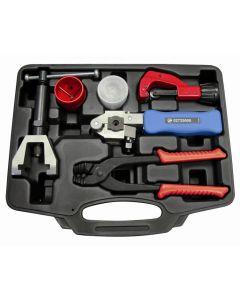 """Sykes Pickavant Flaremaster2 Handheld Brake Flare Kit 3/16""""/4.75mm 02729500"""