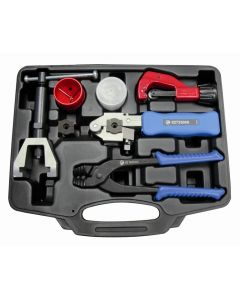 """Sykes Pickavant Flaremaster2 Handheld Brake Flare Kit 3/16""""/4.75 & 6mm 02729600"""