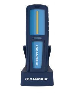 Scangrip Lighting New Generation Uniform High Powered COB LED Handlamp Blue 035423B