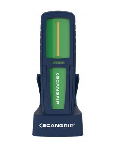 Scangrip Lighting New Generation Uniform High Powered COB LED Handlamp Green 035423G