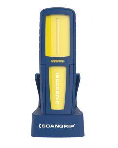 Scangrip Lighting New Generation Uniform High Powered COB LED Handlamp Yellow 035423Y