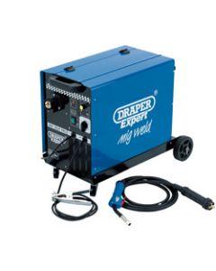 Draper 230V MIG WELDER TURBO 200AMP 05566
