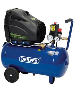Draper OIL FREE COMPRESS.25L 110V 05635