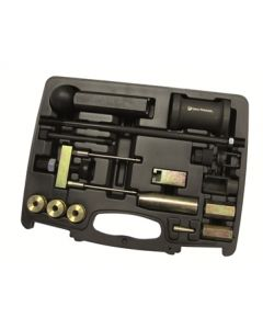 Sykes Pickavant Combined FSI / PD / Common Rail Injector Puller & Service Tool Kit for VAG Group 08565000
