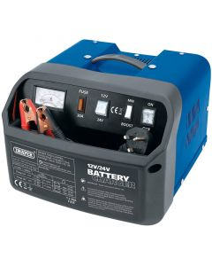 Draper 11 AMP 12/24V BATTERY CHARGER 11953