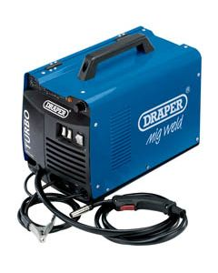 Draper 230V GAS/GASLESS MIG WELD 12033