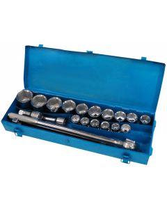 "Ferax Tools 21 Piece 3/4""dr Socket & Accessory Set Great Value Product 173270109"