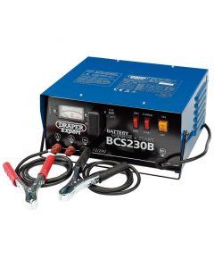 Draper 230V BATTERY STARTER/CHARGER 24561