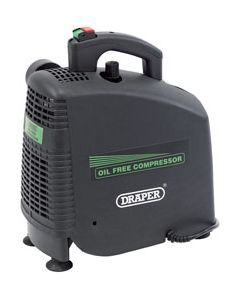 Draper 1.5HP OIL FREE COMPRESSOR 24973
