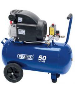 Draper AIR COMPRESSOR 50LT-2HP 230V 24981