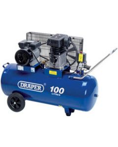 Draper AIR COMPRESSOR 100L 3HP 230V 31254