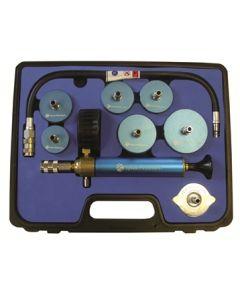 Sykes Pickavant HGV Cooling System Pressure Test Kit 33140000