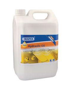 Draper AW22 HYDRAULIC OIL 5L 34054