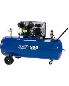 Draper AIR COMPRESSOR 200 LITRE 230V 34383