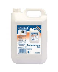 Draper COMPRESSOR OIL 5L 34684
