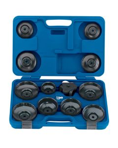 Draper Oil Filter Cup Socket Set 13 Piece EU 40104