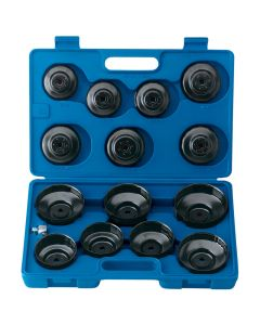 Draper Oil Filter Cup Socket Set 15 Piece JAP 40105