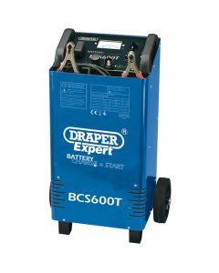 Draper 230V BATT.CHRGR/STRTR&TROLLEY 40181