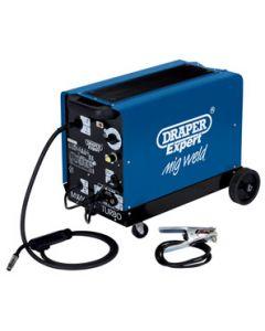 Draper 230V MIG WELDER TURBO 160AMP 43950