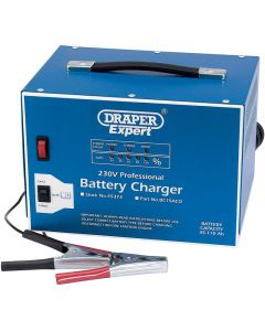 Draper 230V PROF BATTERY CHARGER 45373