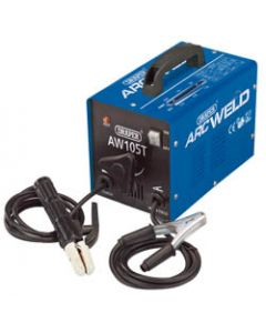 Draper 230V ARC WELDER TURBO 100AMP 53082