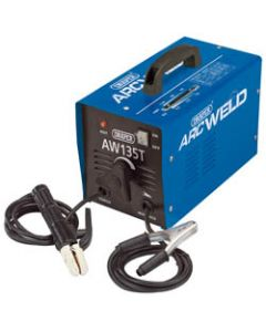 Draper 230V ARC WELDER TURBO 130AMP 53084