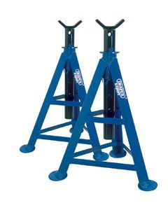Draper 1 PAIR OF 6 TONNE AXLE STANDS 54722