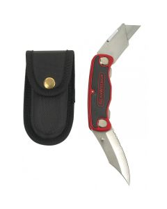 Gearwrench Dual Function Folding Utility Knife 82881