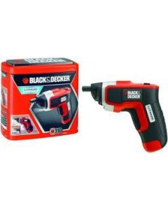 Black & Decker 3.6v Cordless Screwdriver Li-ion Battery KC460LN