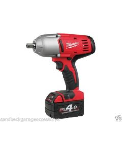 Milwaukee 18 Volt Lithium-ion Impact Wrench 2 x 4.0AH,1 x 3.0AH 610NM