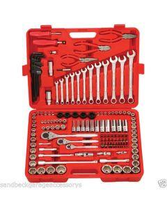 """Genius 151 Piece 1/4"""",3/8"""" & 1/2""""drive Master Tool Kit  AC-234151"""