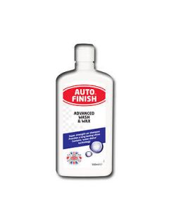 CarPlan Auto Finish Premium Car Care Advanced Wash & Wax AFS505