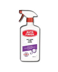 CarPlan Auto Finish Premium Car Care Wet Look Tyre Gloss AFT505