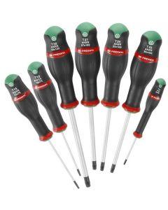 Facom Protwist® 7 Piece Resistorx® Screwdriver Set AN.J7PB