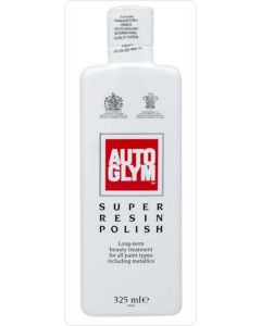 Autoglym Super Resin Polish 325ml SRP325