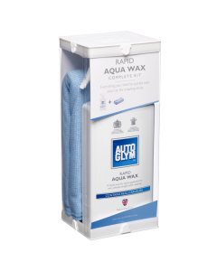 Autoglym Rapid Aqua Wax Complete Kit AWKIT