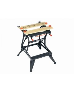 Black and Decker Dual Height Vertical Clamp Workmate WM550