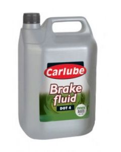 Carlube Dot 4 Brake Fluid 4.55 Litre BFL455
