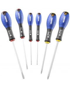 Britool Expert 6 Piece Slotted & Phillips Screwdriver Set E160902B