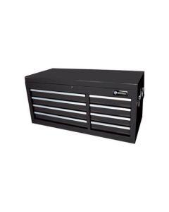"Britool 8 Drawer Tool Chest Top Box in Black 41"" Wide Model BTBR8WBL"