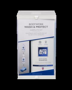 Autoglym Bodywork Wash & Protect Complete Kit BWPKIT