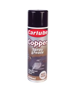 Carlube Copper Grease Aerosol 3 x 400ml CGA400-x3