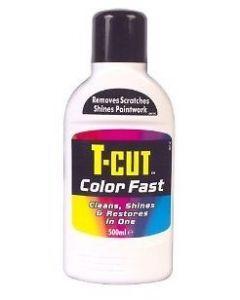 T-Cut Colourfast 500ml White CWM001