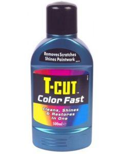 T-Cut Colourfast 500ml Mid Blue CWM011