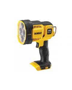 Dewalt XR LED Spotlight 18 Volt Bare Unit DCL043