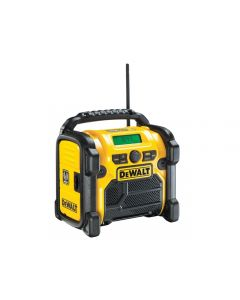 Dewalt DAB Digital Radio 240 Volt & Li-Ion Bare Unit DCR020