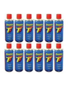 Double TT Maintenance Spray Aerosol Can 12 x 400 ml DTT400