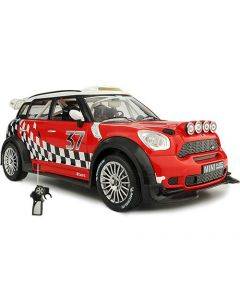 DX Toys Remote Control BMW Mini Cooper WRC R60 (Scale 1:18) 111817