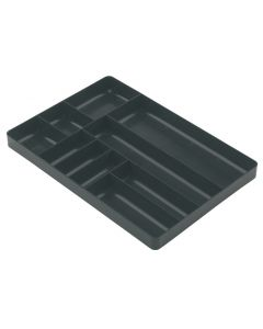 Ernst USA 10 Compartment Plastic Tray Organiser 405 x 280 x 38mm E5011